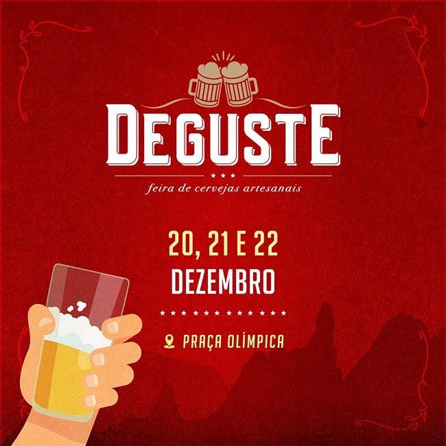 Deguste Teresópolis – feira de cervejas artesanais Terê