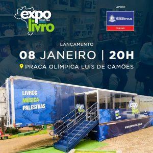 EXPOLIVRO - Projeto itinerante de incentivo à leitura chega a Teresópolis